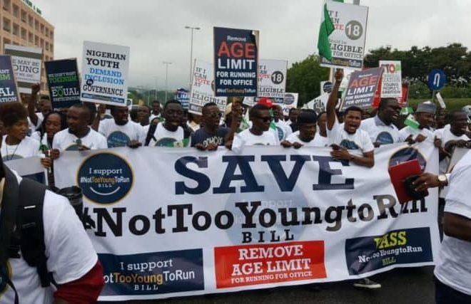 Nigeria's 58th year of independence: Young people speak out on involvement in governance