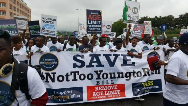 Not Too Young Nigeria