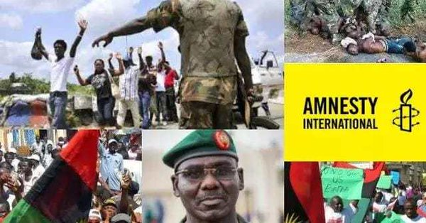 Nigerian Army's extra-judicial killings justified by Nigerians