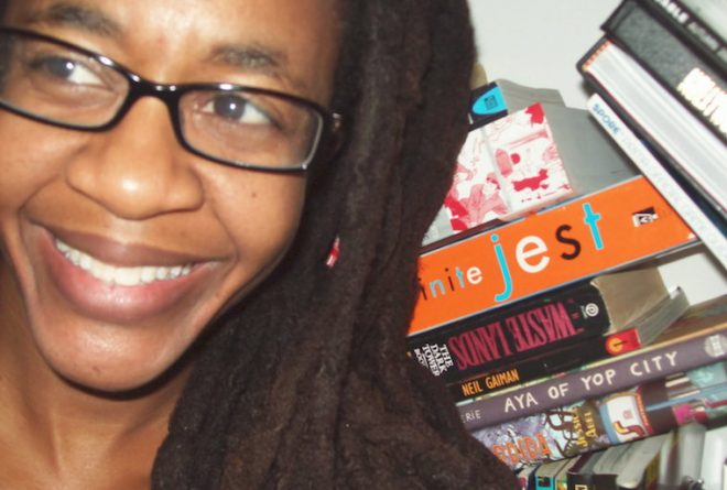 """Nnedi Okorafor's post-apocalyptic Africa novel """"Who Fears Death"""" has been optioned by HBO"""