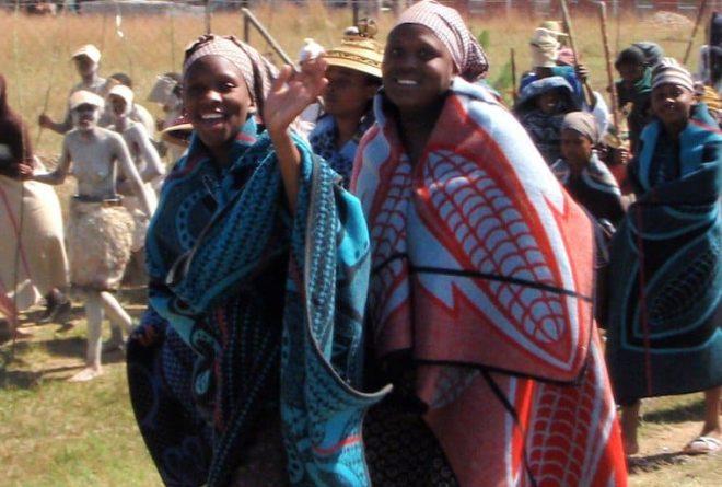 Borrow do not steal: Louis Vuitton strikes again this time leaving behind the Maasai shuka for the Basotho blanket