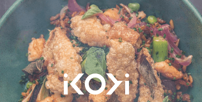 A Nigerian restaurant Ikoyi opens on the streets of London