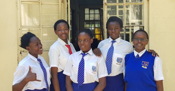 Five Kenyan high school teenage girls to visit  Google HQ after creating an app to end FGM