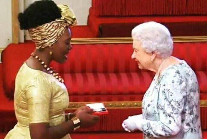 Zambia's Natasha Salifyanji Kaoma wins Queen's Young Leader Award