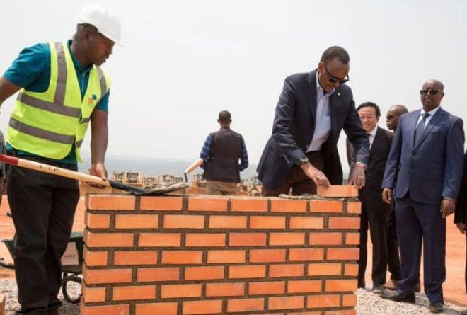 Rwanda's newly re-elected president Paul Kagame launches $818 million  airport