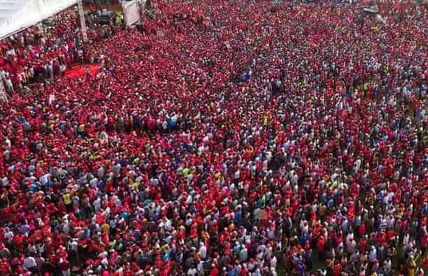 Protests against Gnassingbé 50- year ruling dynasty rock Togo