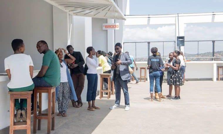 A Swarm of Writers Descend On Kampala