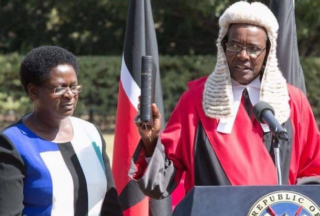 A New Dawn for Democracy as Supreme Court Nullifies Presidential Elections in Kenya