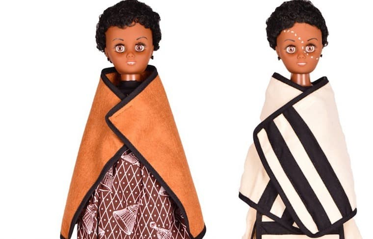 Ntom'bele Dolls Photo Credit Ntom'bele dolls Instagram Page
