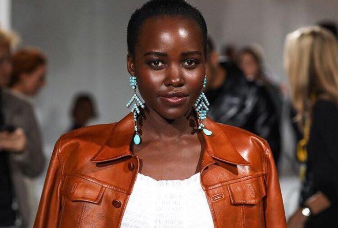 Lupita sponsors 600 school kids from Kisumu, her hometown to watch Black Panther