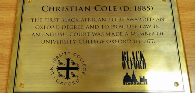 Christian Cole