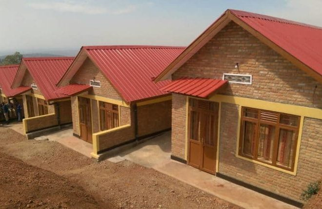 Model Villages for the poor of Rwanda