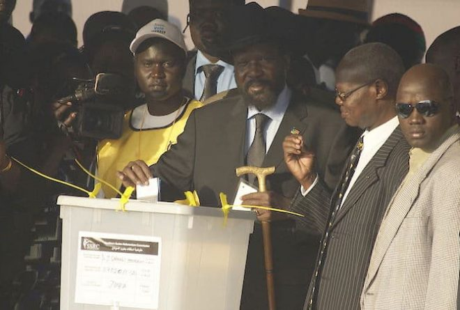 African countries and the printing of ballot papers abroad