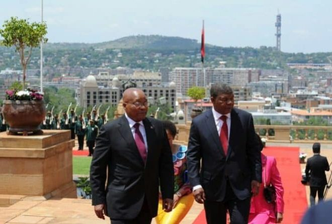 South Africa and Angola to scrap visas to ease travel between both countries