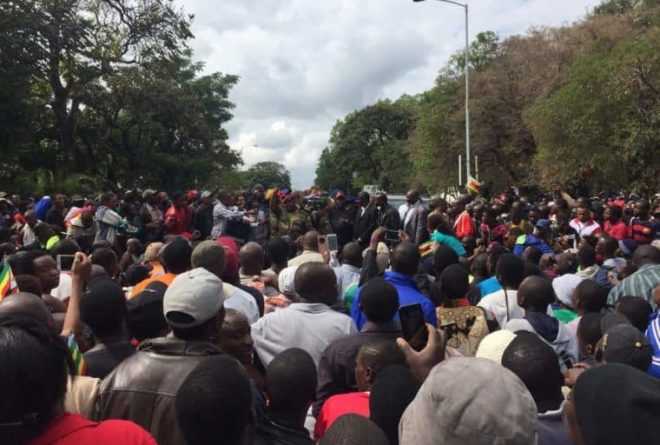 Uncertain political future but for now Zimbabwe is doing just fine