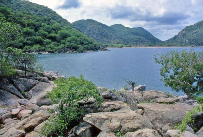 Greetings Africa from Lake Malawi