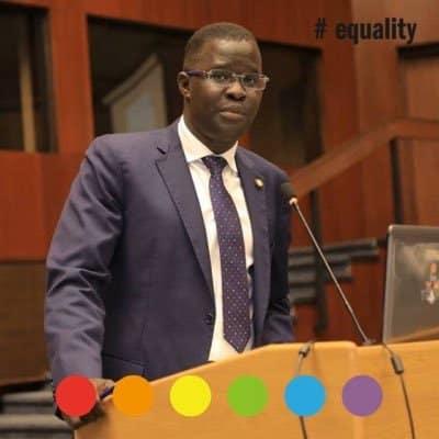 #MCM Nicholas Opiyo, Fighting for Human Rights in Uganda