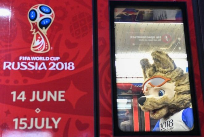 Russia 2018 FIFA World Cup: Behind the scenes