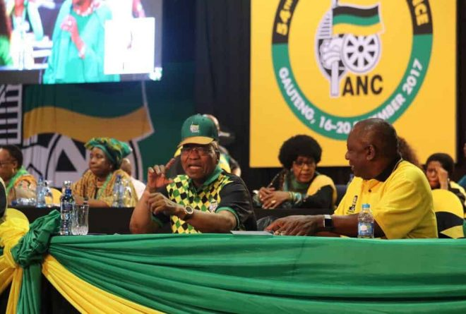 South Africa: ANC to push for land expropriation without compensation and decriminalising sex work