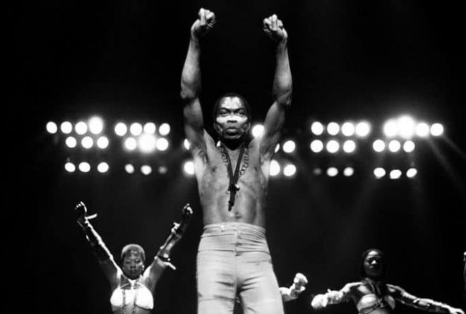 Fela Kuti was not a prophet, it is the Nigerian society that hasn't changed