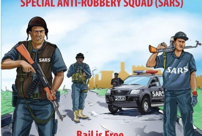 Nigerians still battle notorious rogue police unit SARS