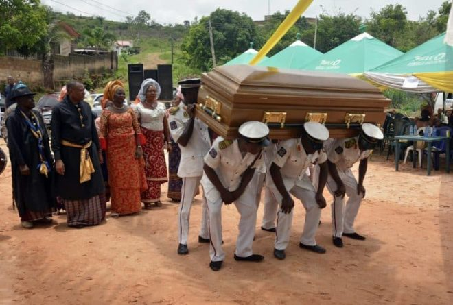 Nigeria's flamboyant funerals: Celebrating the dead, but at what cost?