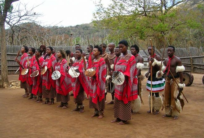 Good Morning Africa from the Kingdom of Swaziland