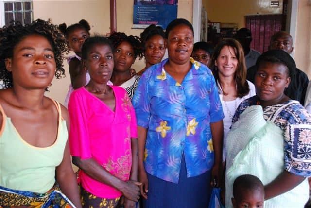 Fighting violence against women and patriarchy: Leave no one behind