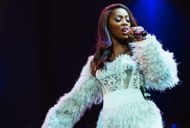 Tiwa Savage becomes first African artist to sign with Universal Music Group
