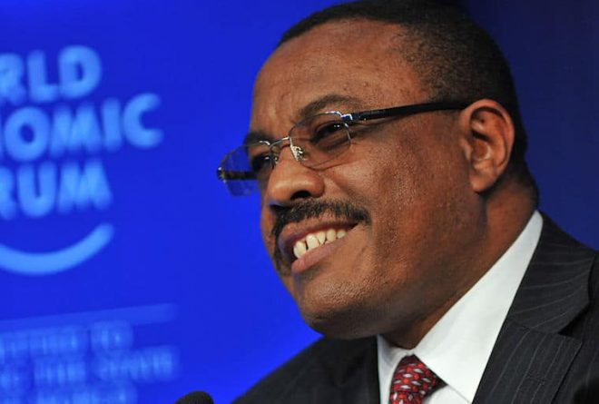 Ethiopian PM Hailemariam Desalegn second African leader to resign in 12 hours