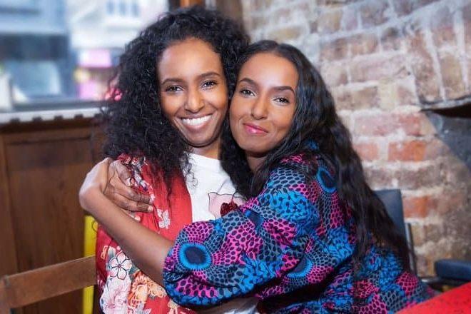 Watch: Deaf Eritrean twins Heroda and Hermon Berhane break disability barriers in fashion world