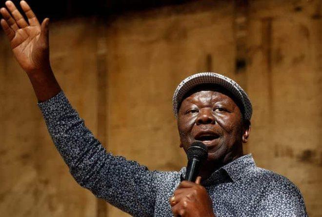Zimbabwe's Morgan Tsvangirai: heroic herald of an epoch foretold