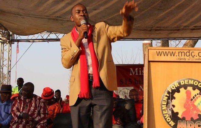MDC-T does succession the ZANU-PF way