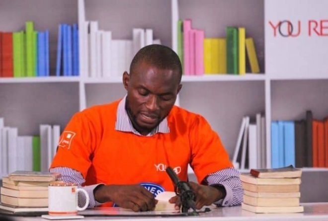 "Nigeria: Olawunmi Bayode sets Guinness World Record in the ""Longest Marathon Reading Aloud"" category"