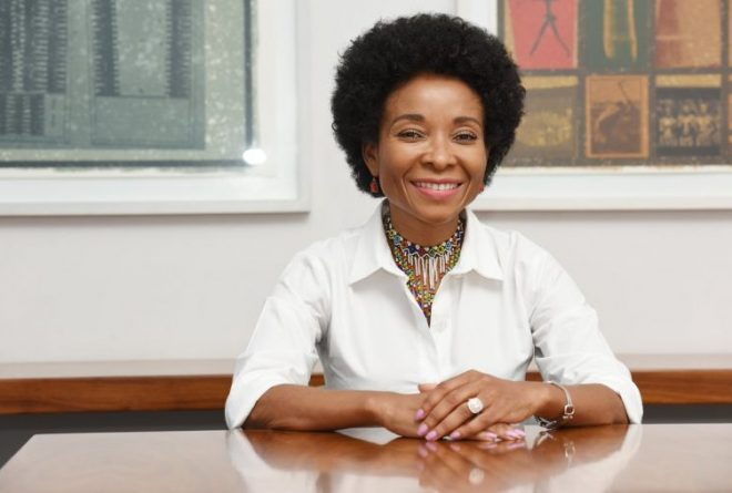 Prof Mamokgethi Phakeng appointed new VC of University of Cape Town
