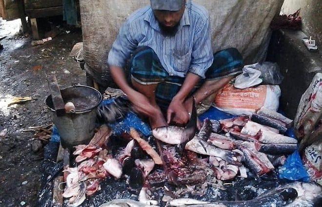 Watch: Kenyan entrepreneur fashions fish-skin leather to decrease animal waste