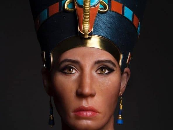Queen Nefertiti white? The world begs to differ