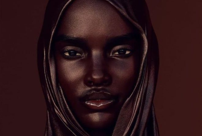 Shudu: the world's first digital supermodel is ebony perfection