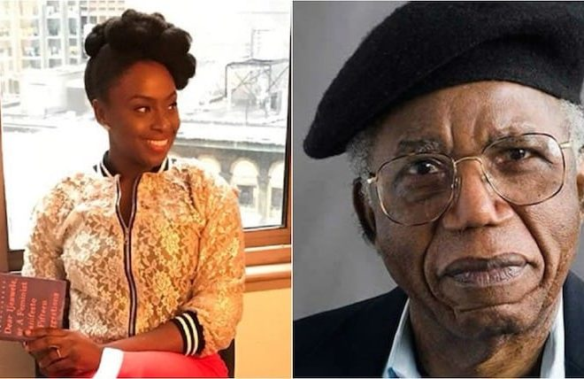 Achebe's Things Fall Apart and Chimamanda's Americanah named among 100 Books to feature in 'The Great American Read'