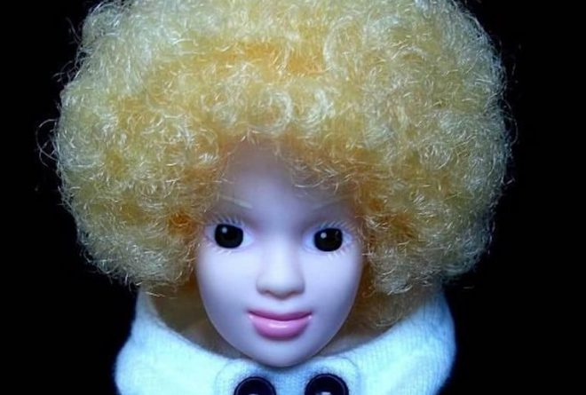 Doll makers are using their craft to give representation to people living with albinism