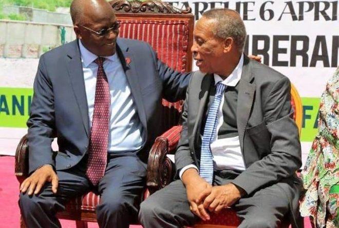 President Magufuli honours Jumanne Ngoma discoverer of Tanzanite gemstone with $44,000