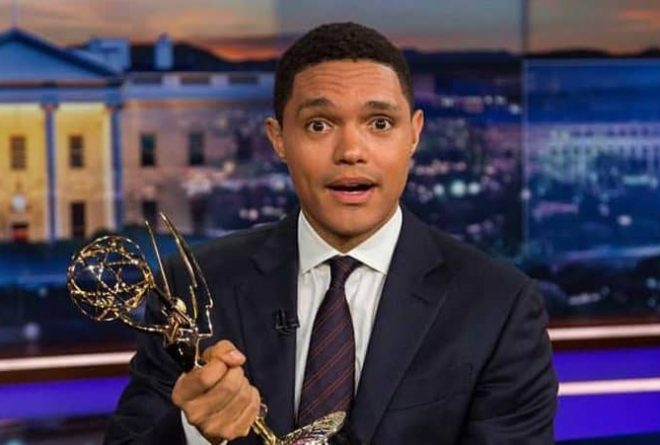 The fickleness of fame: Comedian Trevor Noah is under fire for past remarks