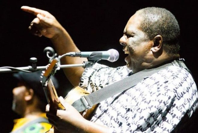 South Africa: Vusi Mahlasela to receive honorary Doctorate in September