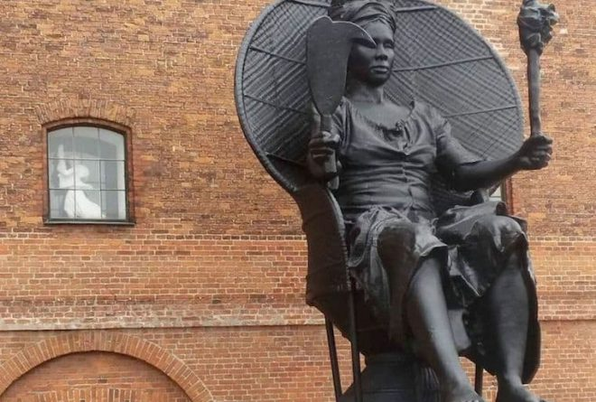 Denmark gets its first public statue of black woman, heroine Mary Thomas