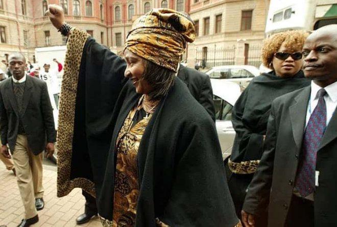 Nomzamo from Bizana: remembering Winnie Madikizela as a young woman