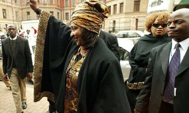 How Winnie Mandela taught African women to rewrite their narratives and realities