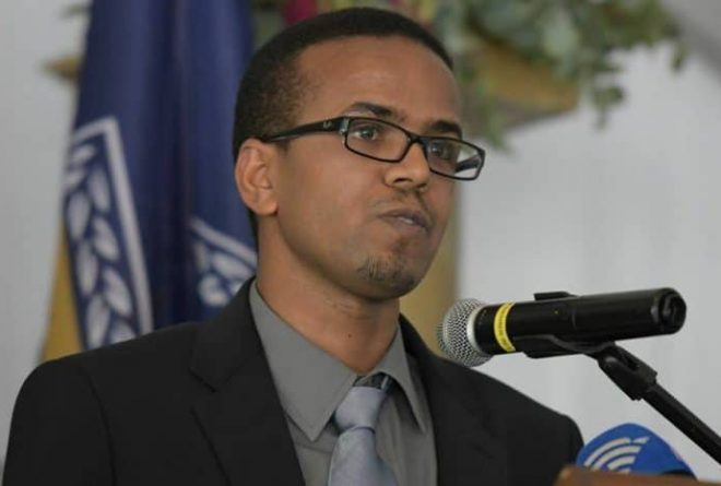 Meet Dr. Amir Aman, Ethiopia's  state Minister of Health
