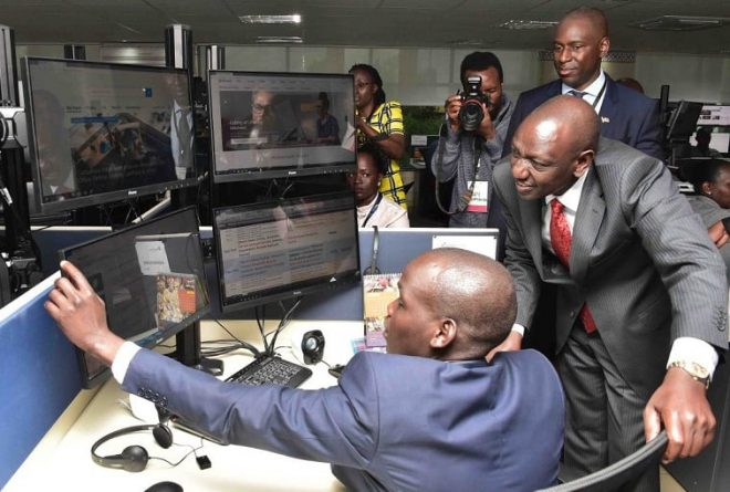 Microsoft launches its first software testing centre on the African continent in Kenya