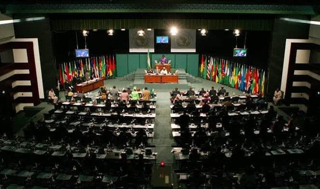 Why the Pan-African Parliament must clean up its act if it wants to survive