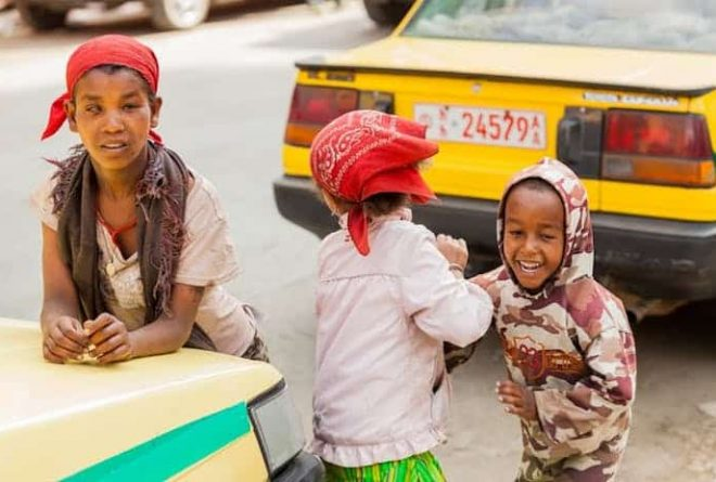 Why Addis Ababa shouldn't criminalise children who beg on its streets